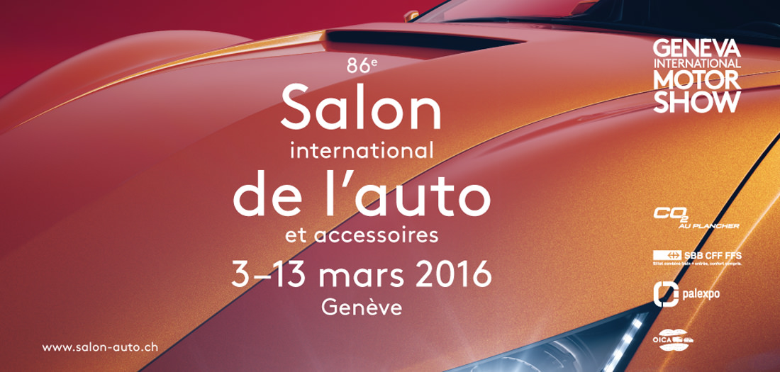 Journ e salon de l 39 auto de gen ve d part saint etienne - Salon de l auto geneve ...